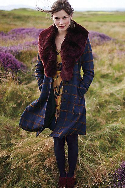 Fiona Coat by Cartonnier