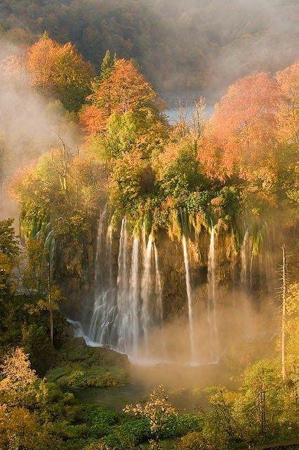 Plitvice Lakes National Park, Croatia | Landscapes, nature ...