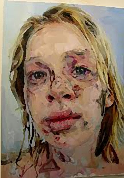 jenny saville One of britain's leading painters, jenny saville, has unveiled a rare new work in  the national galleries of scotland inspired by the horror of.