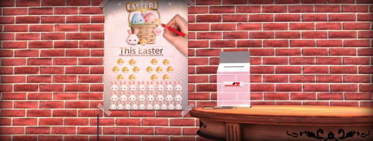 EASTER SMILE POSTER