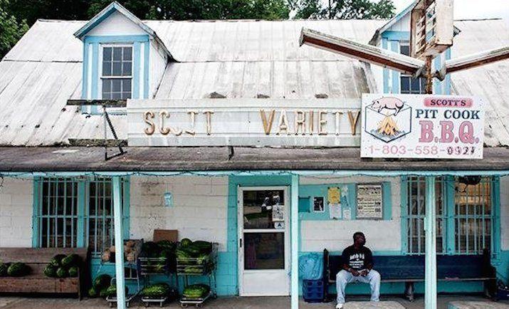 Scott's Bar-B-Que