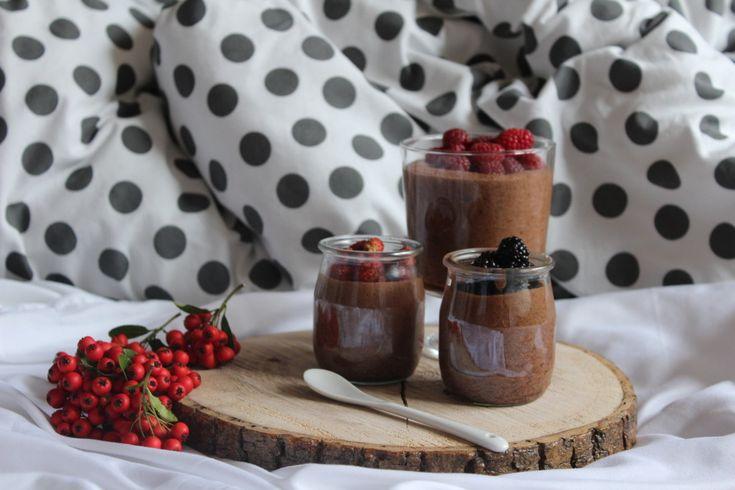 Przepis na wegański mus czekoladowo-kawowy - po kliknięciu w zdjęcie na kawa.pl!