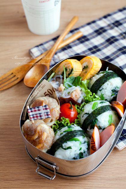 サーモンの手毬寿司べんとう。の画像 | あ~るママオフィシャルブログ「毎日がお弁当日和♪」Powered by…