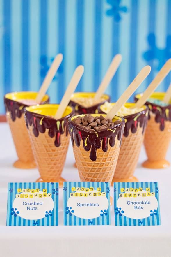 Little Big Company | The Blog: Bananas in Pyjamas Party by Rock Paper Sugar Events