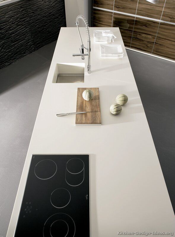 Kitchen of the day modern two tone kitchens by alno - Cuisine alno catalogue ...