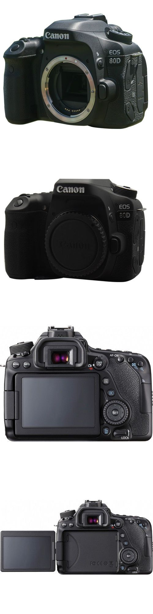 photo and video: Canon Eos 80D Digital Slr Camera (Body Only) -> BUY IT NOW ONLY: $799.99 on eBay!