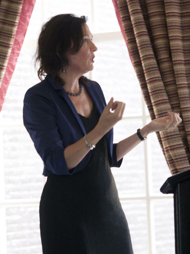 Jacqueline Zirkzee bij presentatie tgv Scenarioprijs Lira fonds (Taina B. Photography)
