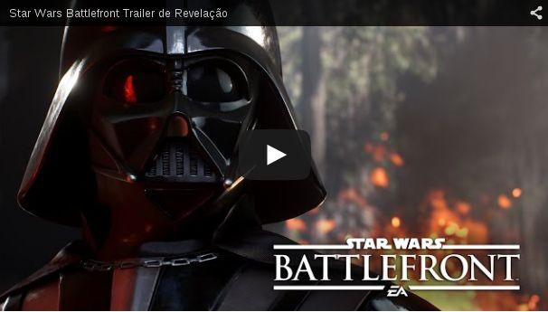 Star Wars Battlefront Novo Trailer