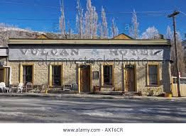 Haunted Vulcan Hotel St Bathans Maniototo
