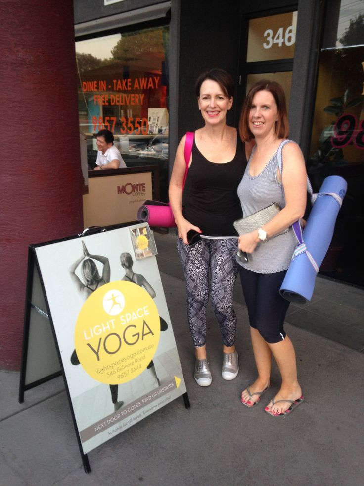 Day 29 - Cannot live without - Yoga!