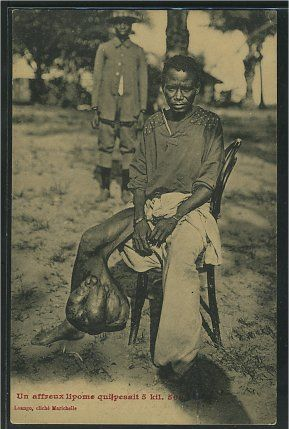 Colonialism a disease that destroyed africa