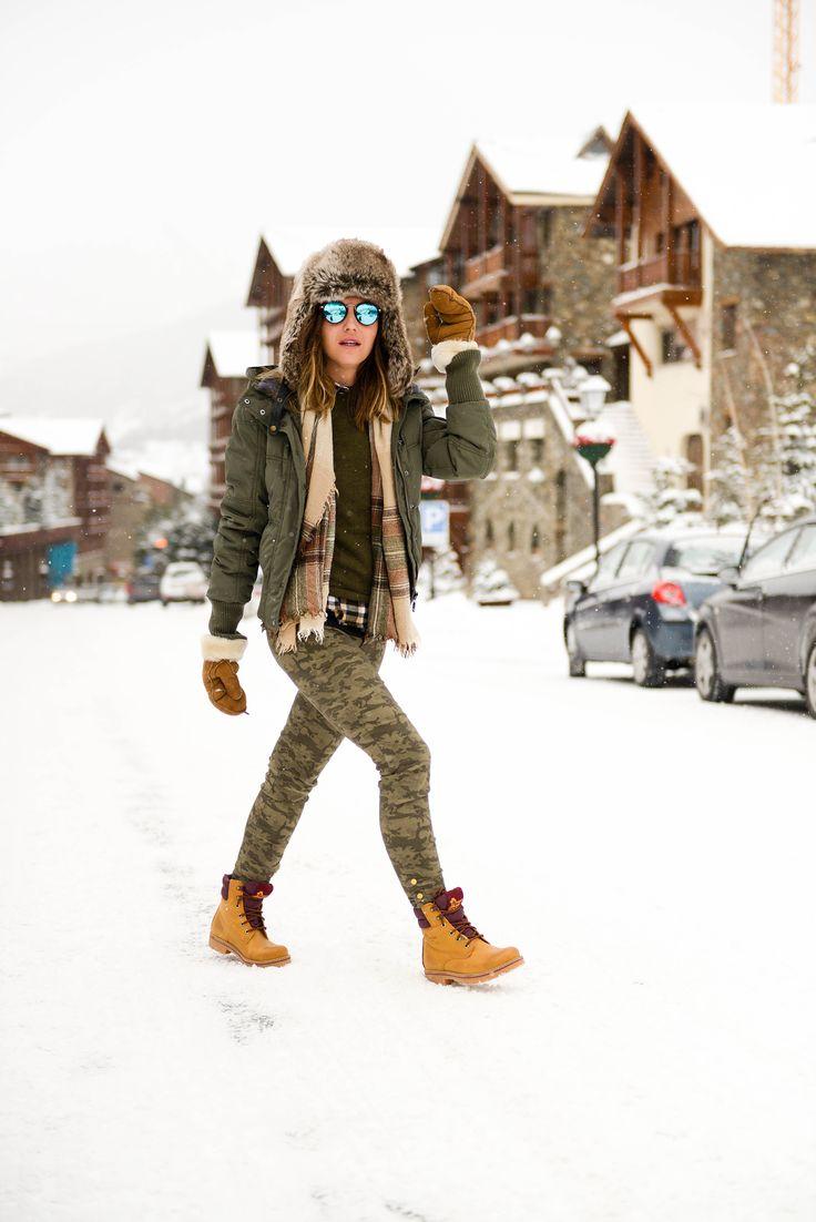 best Apres Ski Style images on Pinterest  Winter Boho fashion