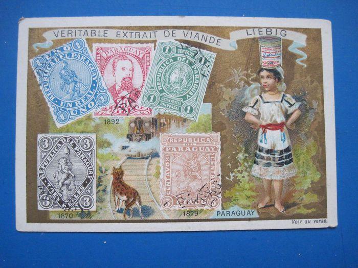 Online veilinghuis Catawiki: Liebig chromo's periode 1898-1907.