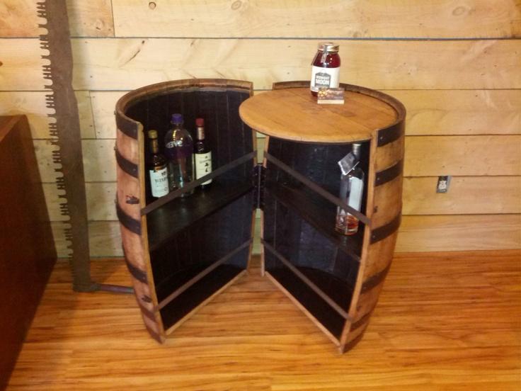 25 best ideas about bourbon barrel on pinterest whiskey for Diy liquor bar