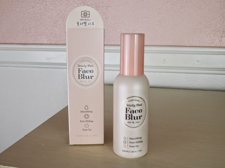 Ok guys! Here is the long awaited review of the Etude House Beauty Shot Face Blur ! As soon I showed this in my Big Korean Haul  and on my ...