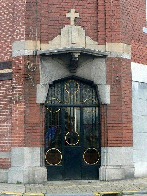 Herstal   Chapelle Saint-Roch