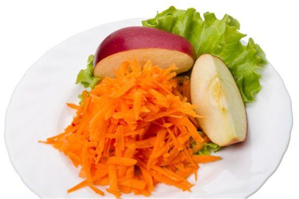 Havuç, bal kabağı, kavun gibi turuncu renkte olan ve beta karotenden zengin olan sebzeler süt üretimini arttırmaya yardımcıdır. Havuç ve bal kabağını; çorbalarınızda, yemeklerinizde ve tatlılarınızda kullanabilirsiniz.