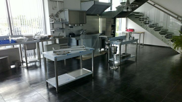 Stainless Steel products - produced by Com Inox SRL Bucharest (picture from their showroom)