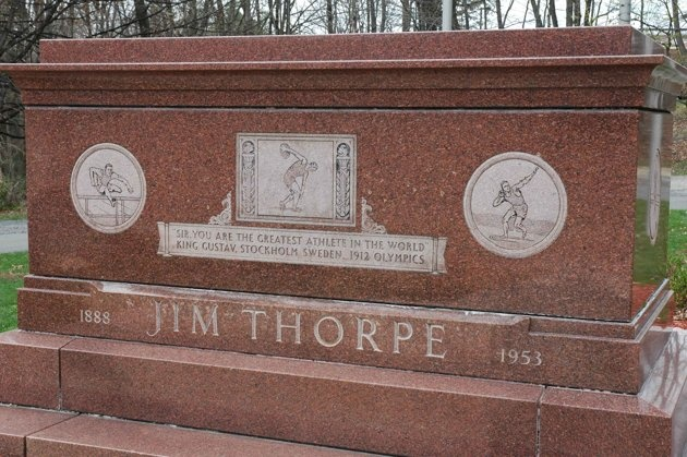 jim thorpe asian personals Formed in 1967, signed in 1971, and fronted by iconic vocalist kevin cronin since 1972, reo speedwagon's unrelenting drive, as well as non-stop touring and recording jump-started the burgeoning rock movement in the midwest.
