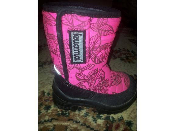 Зимние детские сапоги Kuoma: объявление №5011310 — обувь для девочек в Маркете. Бесплатные объявления по продаже новой и БУ детской обуви в Алматы!