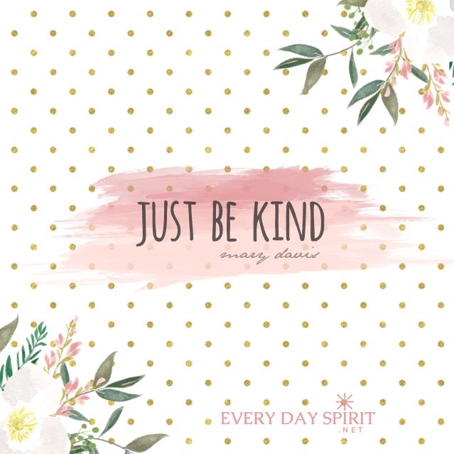 Be love. Be kind. xo Fill your screen with love. Every Day Spirit Lock Screens app has over 800 cute and uplifting wallpapers for mobile phones. www.everydayspirit.net xo #wallpaper #kindness