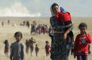 Quatro mil famílias cristãs deixaram cidade na Síria por temer ataques do Estado Islâmico