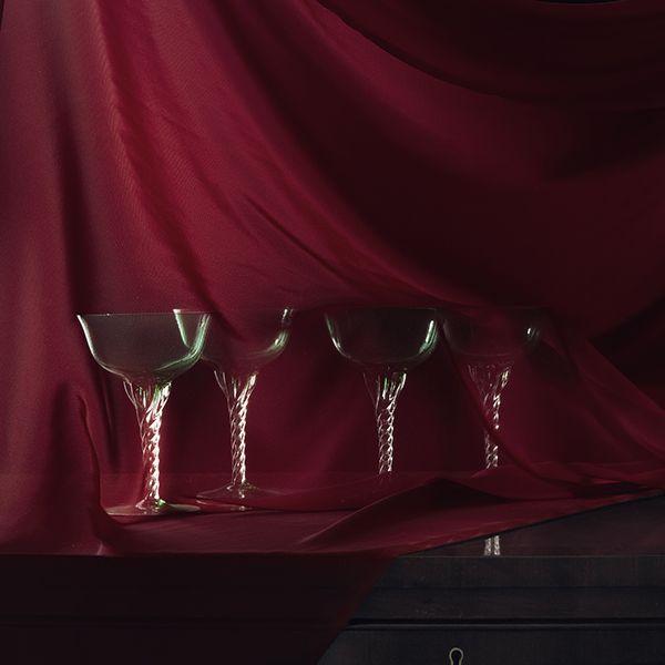 stylist - parish stapleton photographer - marty lochmann #propstyling #dining #formal #sheer #styling #interiors