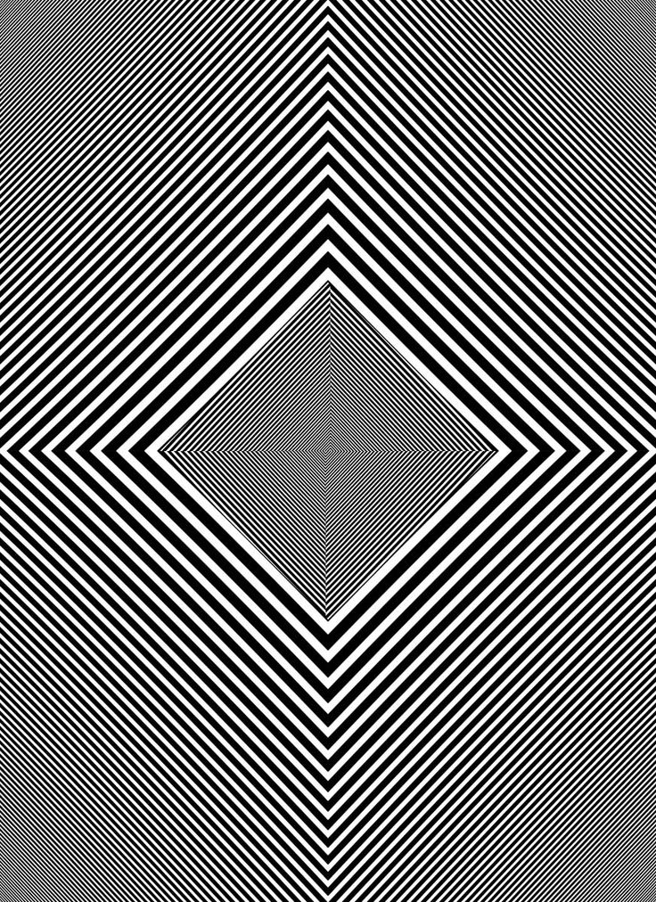 Line Design Op Art : Best optical illusions images on pinterest