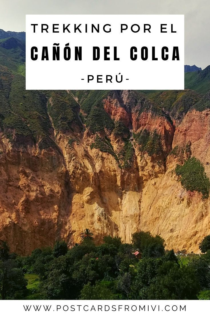 A complete guide for hiking the Colca Canyon on your own. How to get to Colca from Arequipa, where to stay and useful tips. Peru Travel, Thailand Travel, Asia Travel, Travel Blog, Croatia Travel, Bangkok Thailand, Hawaii Travel, Italy Travel, Travel Guide
