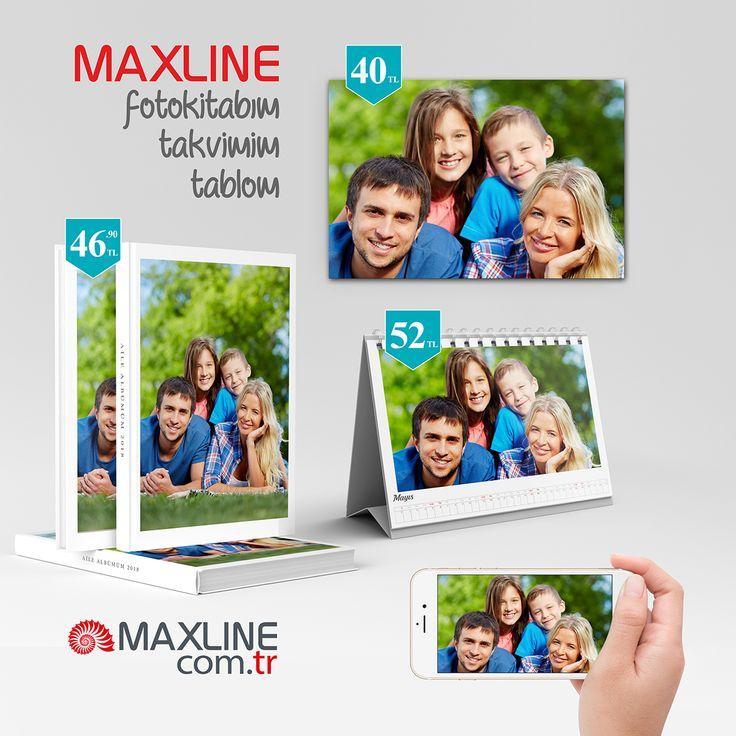 Telefonundaki fotoğraflarını yükle, Maxline fotokitabını, takvim ya da tablonu hemen gönderelim! Anıların kaybolmasın. www.maxline.com.tr  WhatsApp Sipariş Hattı: 0532 480 45 43 Müşteri Danışma Hattı: 0850 532 0 629 E-posta ile Sipariş: tasarim@maxline.com.tr  #maxlinetr #takvim #fotokitap #tablo #kişiyeözel #hediye #fotoğraf #photo #kendinyap #DIY