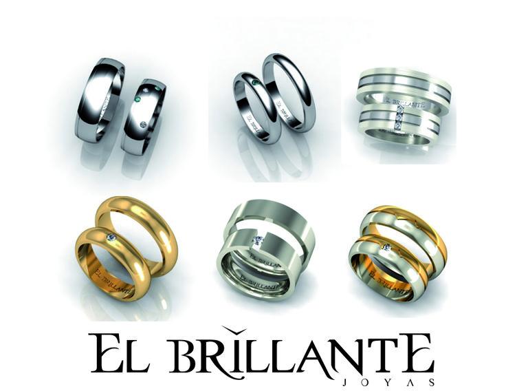 Estas son las hermosas argollas que puedes escoger si tu historia de amor es la más inspiradora! ¿Cuáles son tus favoritas? http://on.fb.me/1dC2cHM  1- AZUL04 2- AZUL07 3-ARG07 4-ARG010 5-ARG013 6-ARG015  Anillos de compromiso y argollas de matrimonio. #ElBrillanteJoyas  http://www.elbrillantejoyeria.com.co/