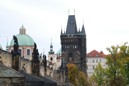 Charles Bridge, Prague  #worldacupuncture #japaneseacupuncture