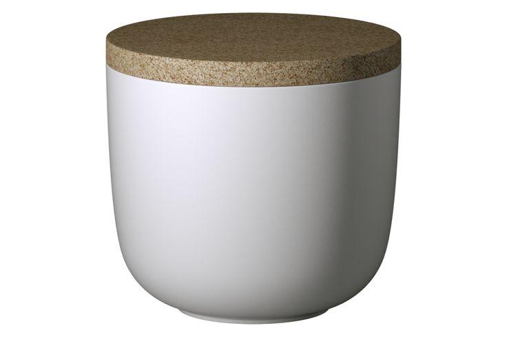 Cork Multifunctional Cup Stool, Serralunga at Livingetc x Clippings