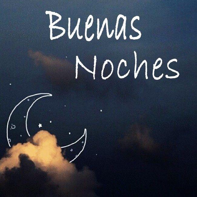 Доброй ночи по испански картинки