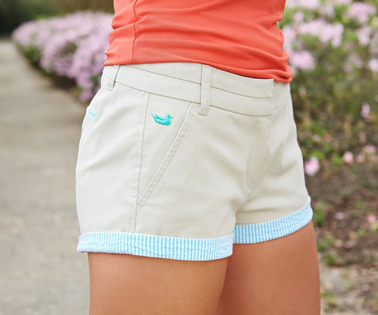 Perfect for catching rays when the sun is out, the Brighton Short is as ready for spring as you are. Made of our ultra soft, long staple cotton and with a small amount of spandex, it is featured in an