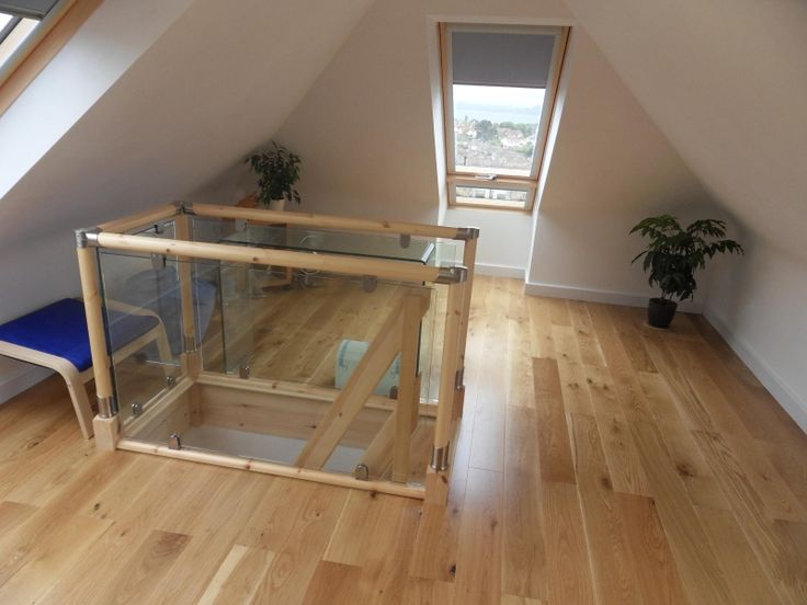 loft conversion access before and after - Google Search