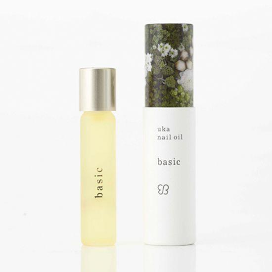 ukakau|uka製品|ネイルケア|ネイルオイル|uka nail oil|basic(ベーシック)|