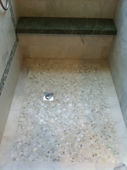 1000 Images About Tile Floors Amp Transitions On Pinterest