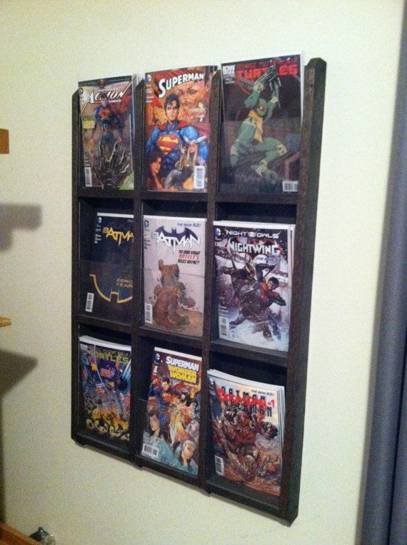 17 Best Ideas About Comic Book Rooms On Pinterest