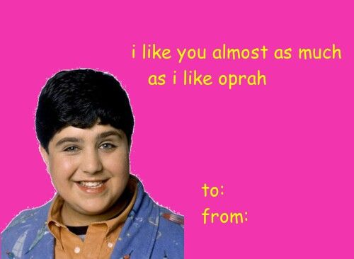 Also, Someone Made This Fake Valentineu0027s Day Card.