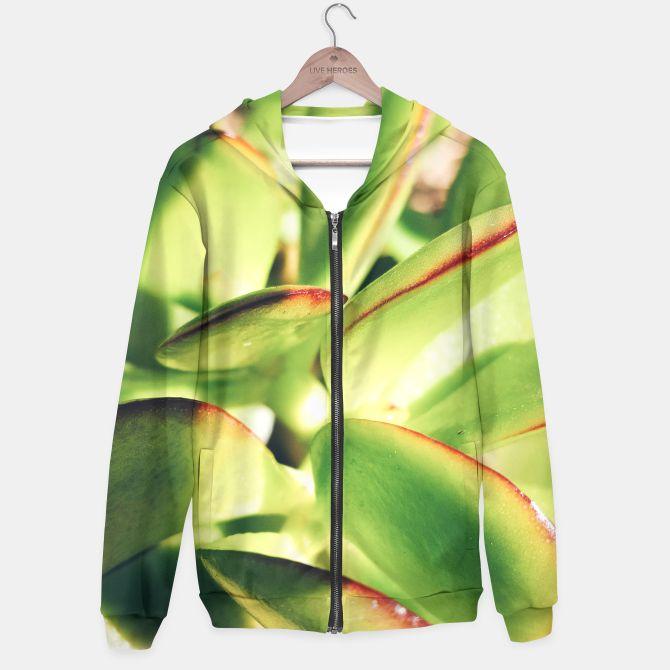 Green Living Hoodie