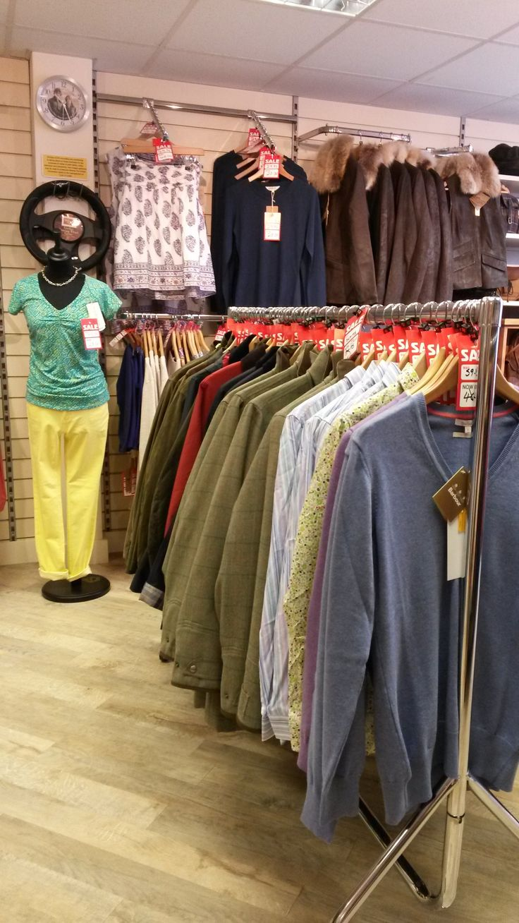 Pop in store to see us on Eastgate in Louth, Lincolnshire, to browse the sale bargains still available in the Luck of Louth summer 2014 sale.