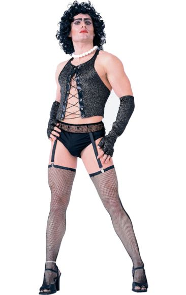 The Rocky Horror Picture Show Frank N Furter Costume | Jokers Masquerade