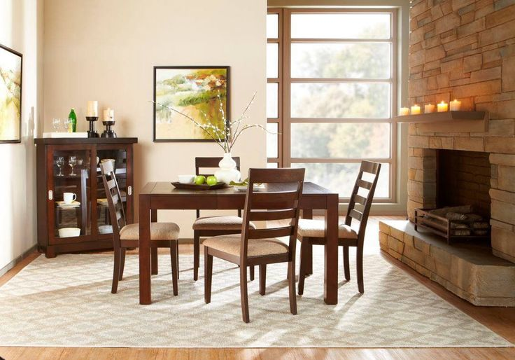 Picture Of Lake Tahoe 6 Pc Dining Room From Dining Room Sets Furniture |  For The Home | Pinterest | Dining Room Sets, Lake Tahoe And Room Set