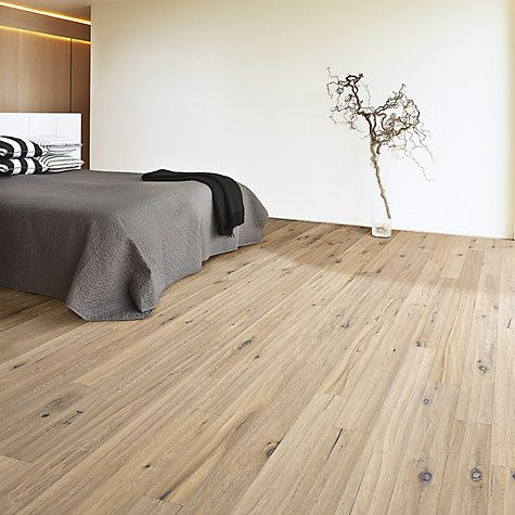 Buy Kahrs Rugged Collection, Trench Oak, 1.5m² Pack Online at johnlewis.com
