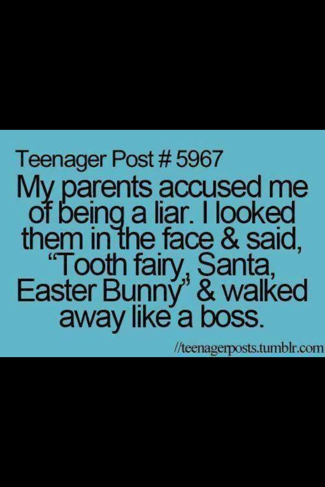 Teenager posts quot my parents accused me of being a liar i looked
