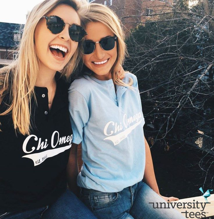 Create your own sunshine ☀️ | Chi Omega | Made by University Tees | www.universitytees.com