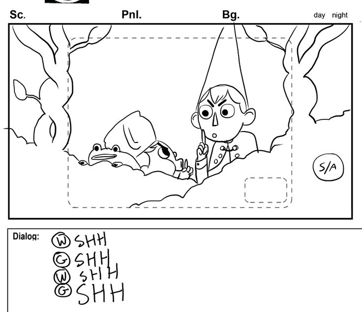 Best Storyboard Images On   Character Design