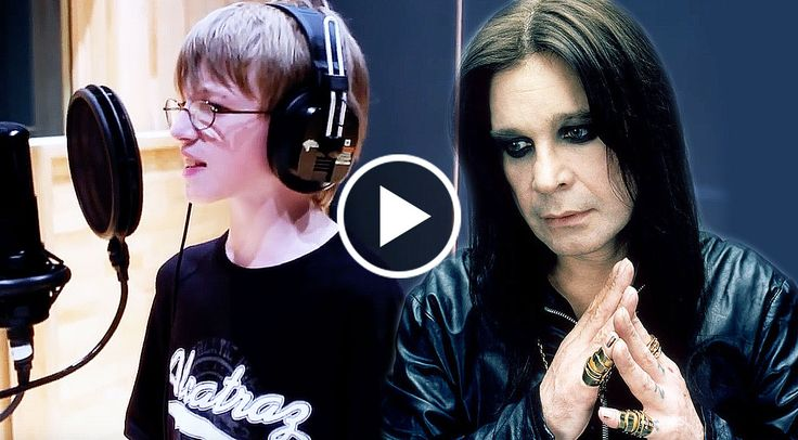 "Kids Form Band To Record Cover Of Ozzy Osbourne's ""No More Tears"" Cover That Is Simply Excellent!"