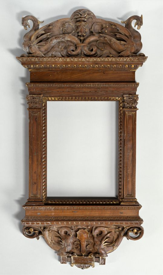 Tabernacle frame, ca. 1510. Florence. | © 2000–2014 The Metropolitan Museum of Art.